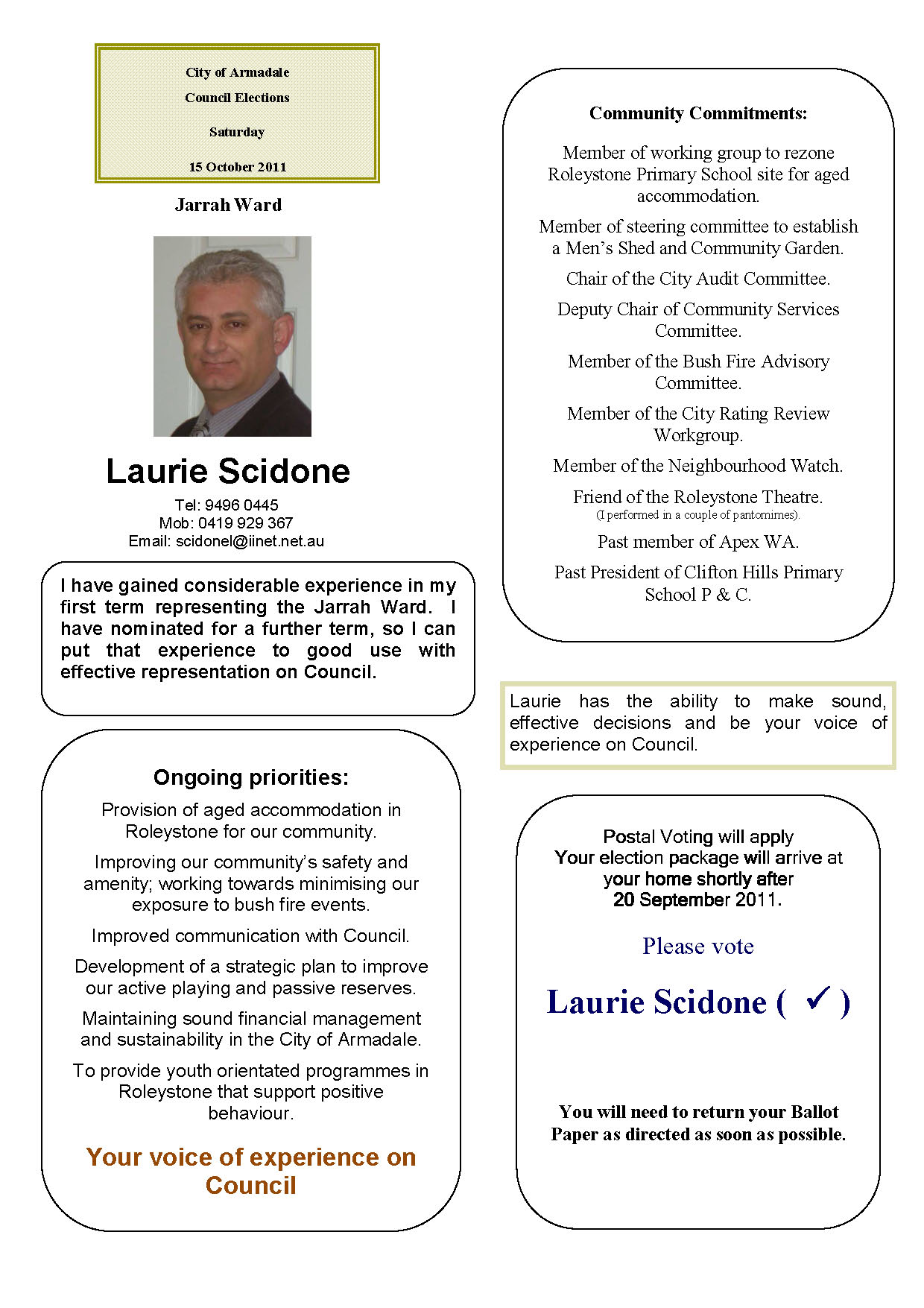 flyer scidone2011